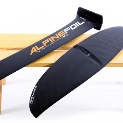 Alpinefoil wingfoil hawk carbone 1450 0171