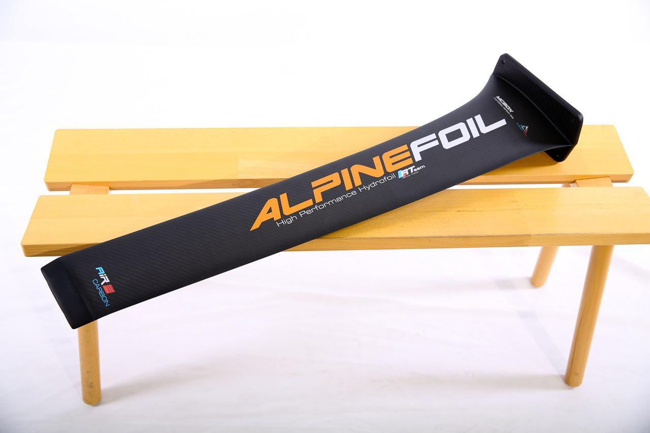 Alpinefoil wingfoil hawk carbone 1450 16