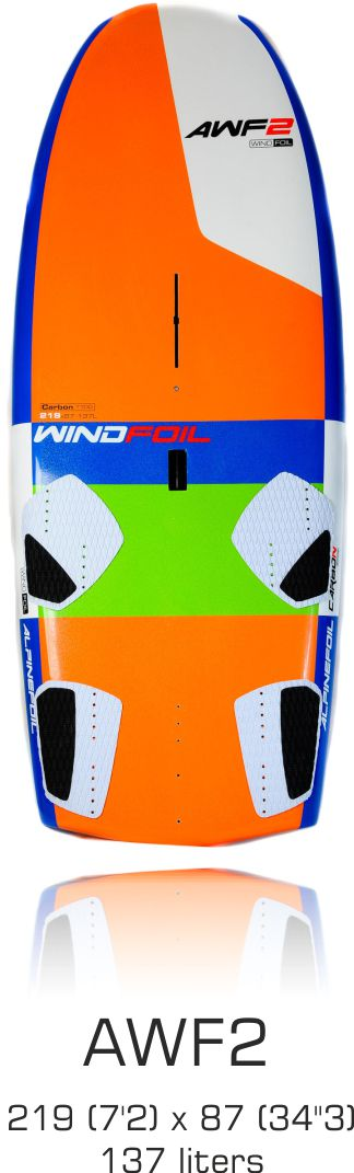 AWF2 Windfoil board
