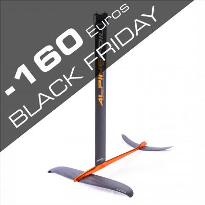 Black friday kitefoil access carbon liftl alpinefoil 2319