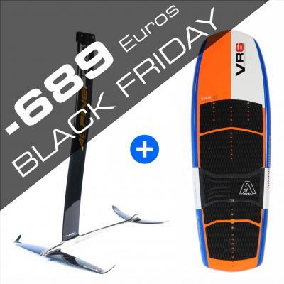 Black friday pack titanium vr6 2019 alpinefoil
