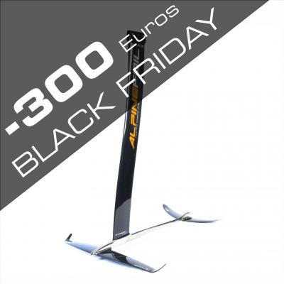 Black friday titanium kitefoil alpinefoil shop
