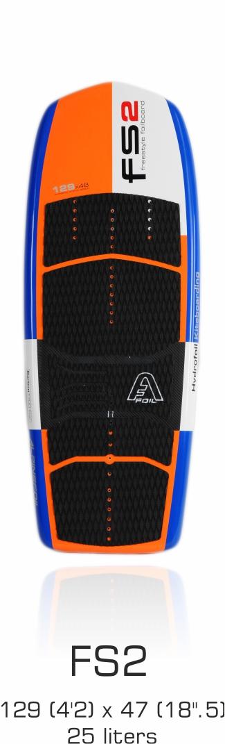 FS2 Freestyle foilboard