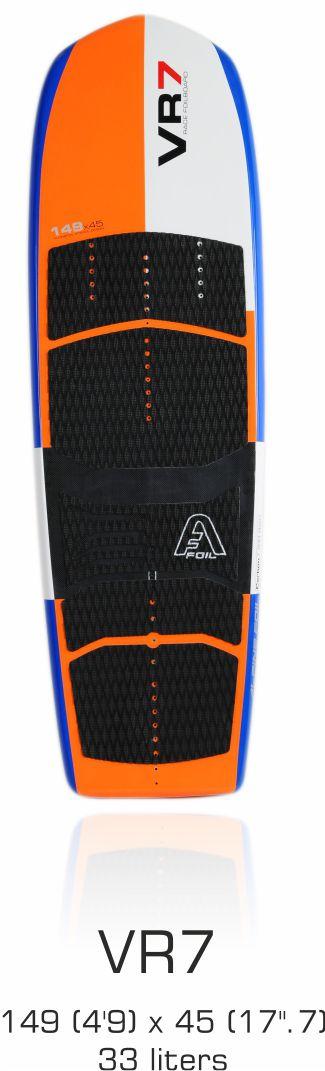 VR7 Race Foilboard
