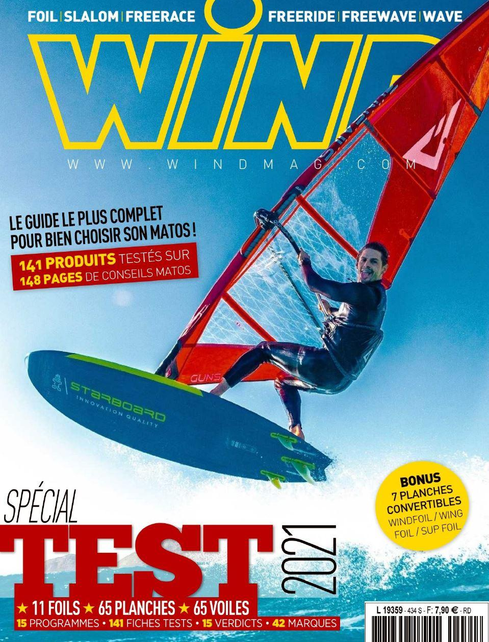 Couverture windmag