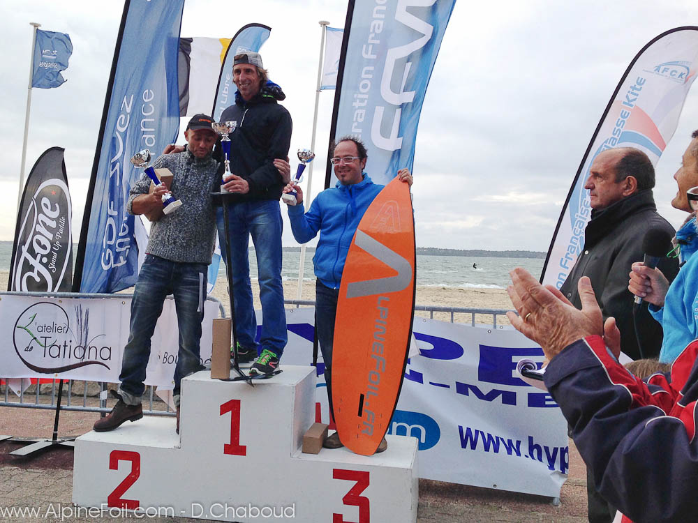 France championships speed crossing Arcachon