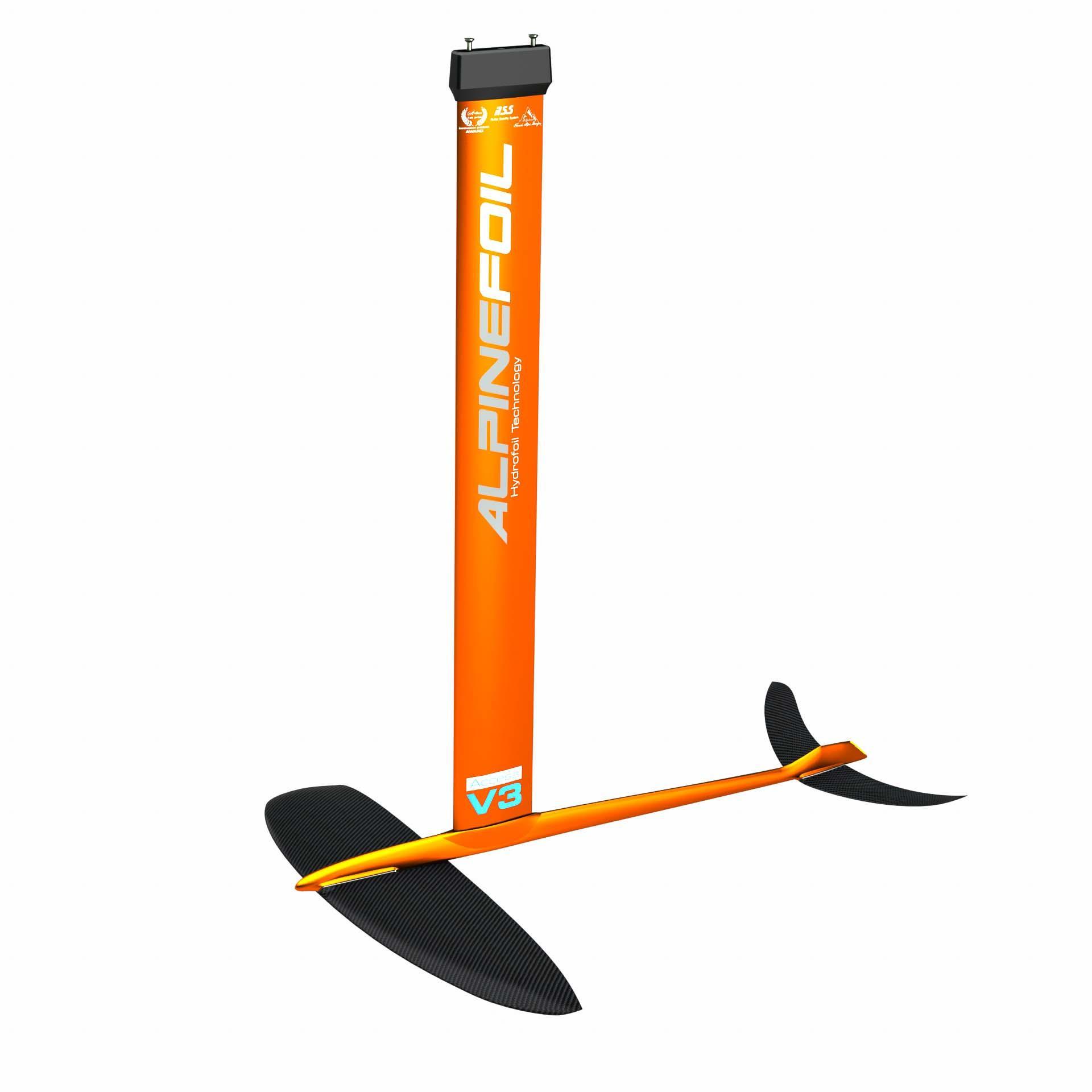 Kitefoil alpinefoil access 3 5 13