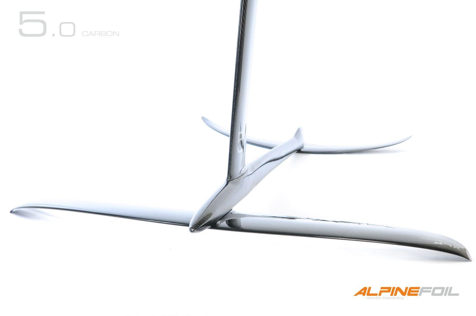 Kitefoil alpinefoil carbon 5 0 v2 1605 1