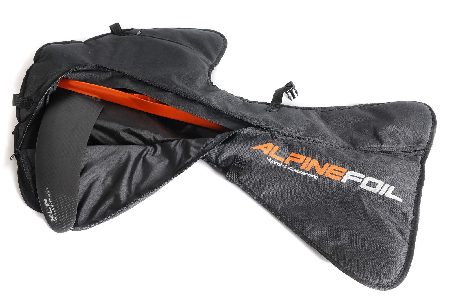 Kitefoil alpinefoil carbon bag boardbag footstrap accessories 3120