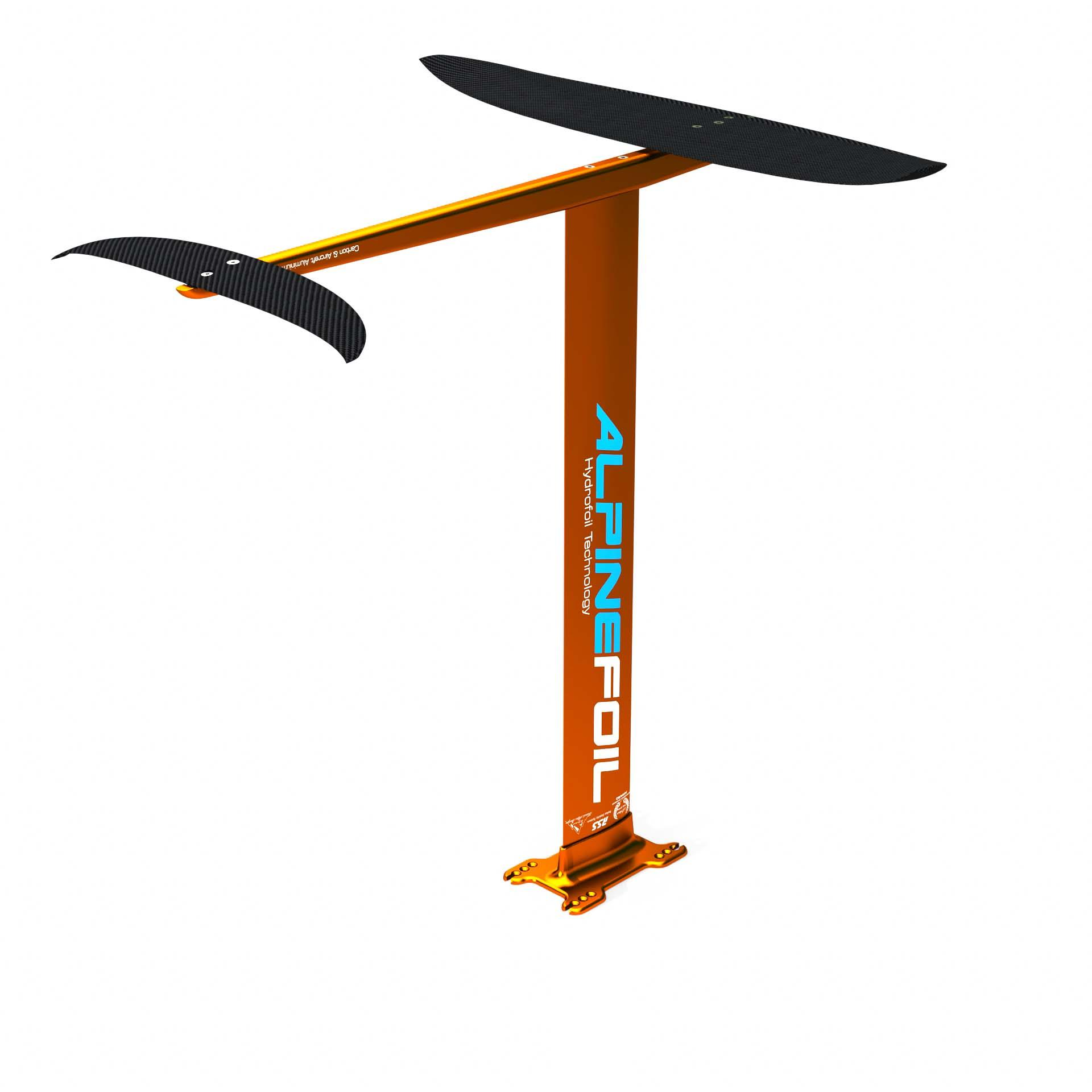 Kitefoil alpinefoil ezee 1000 13