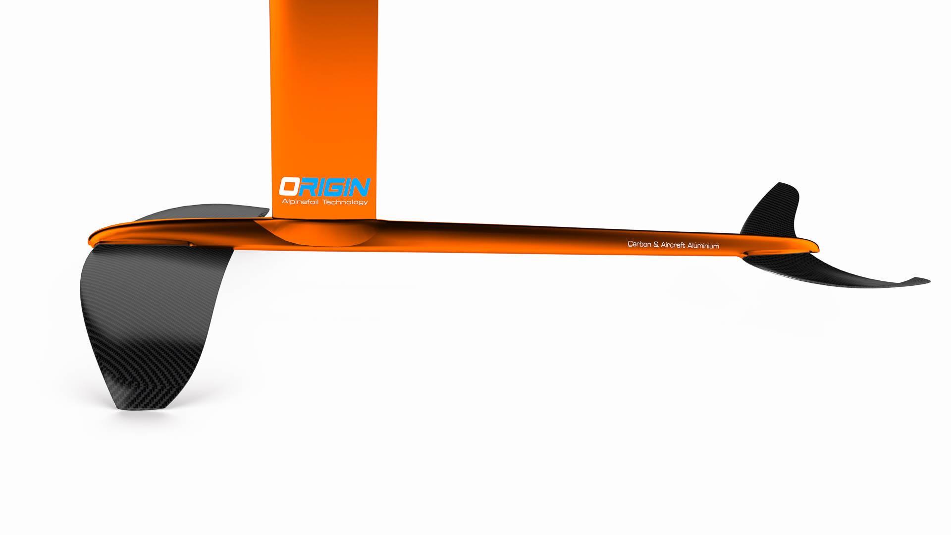 Kitefoil alpinefoil origin 10