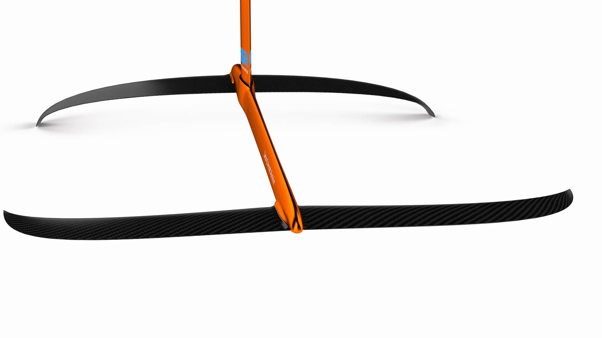 Kitefoil alpinefoil origin 12