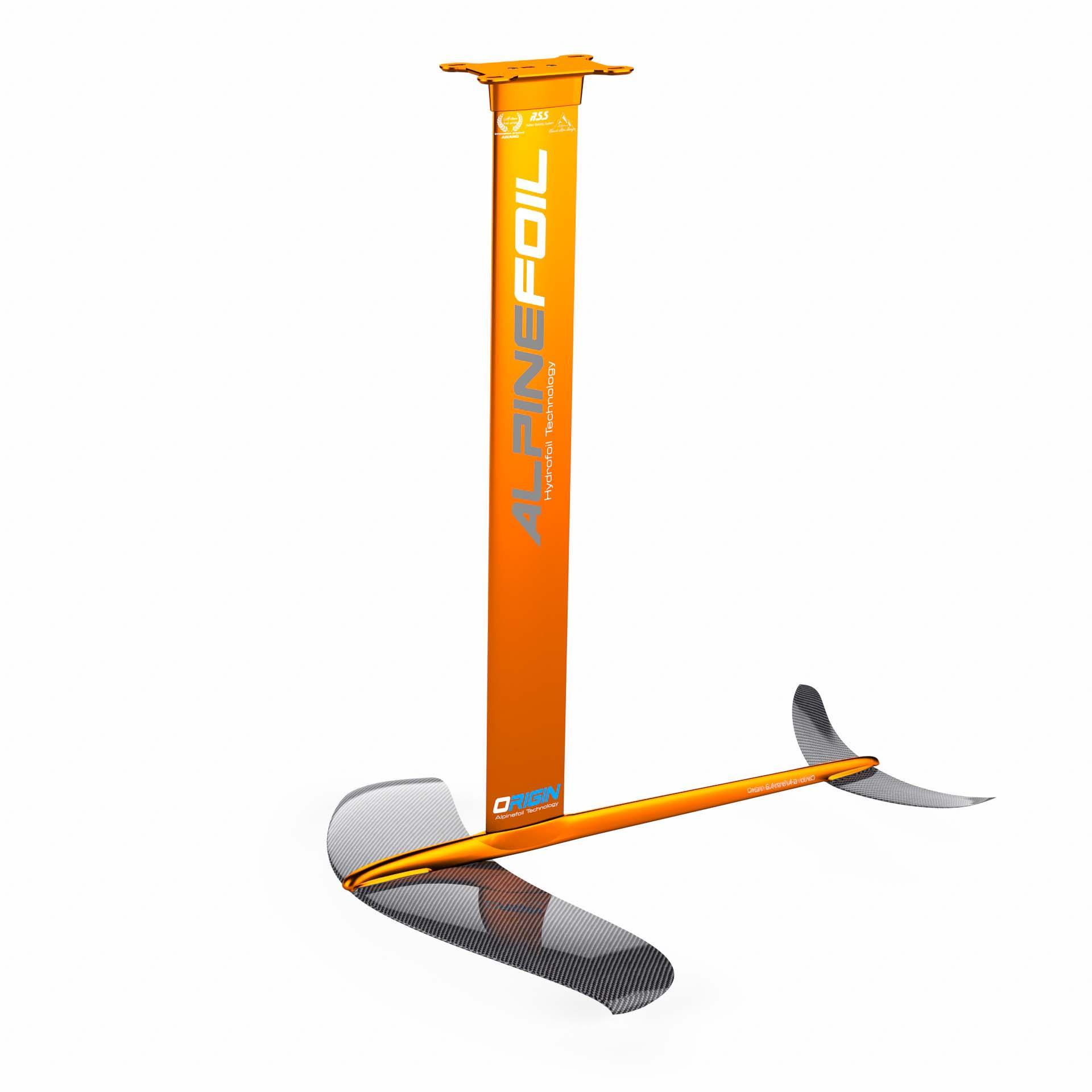 Kitefoil alpinefoil origin 14