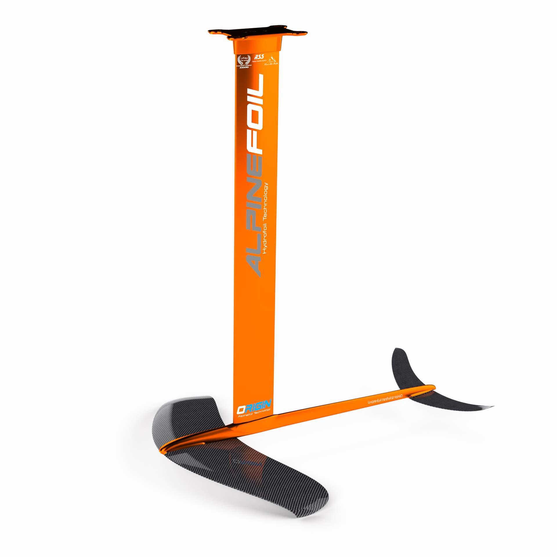 Kitefoil alpinefoil origin 15