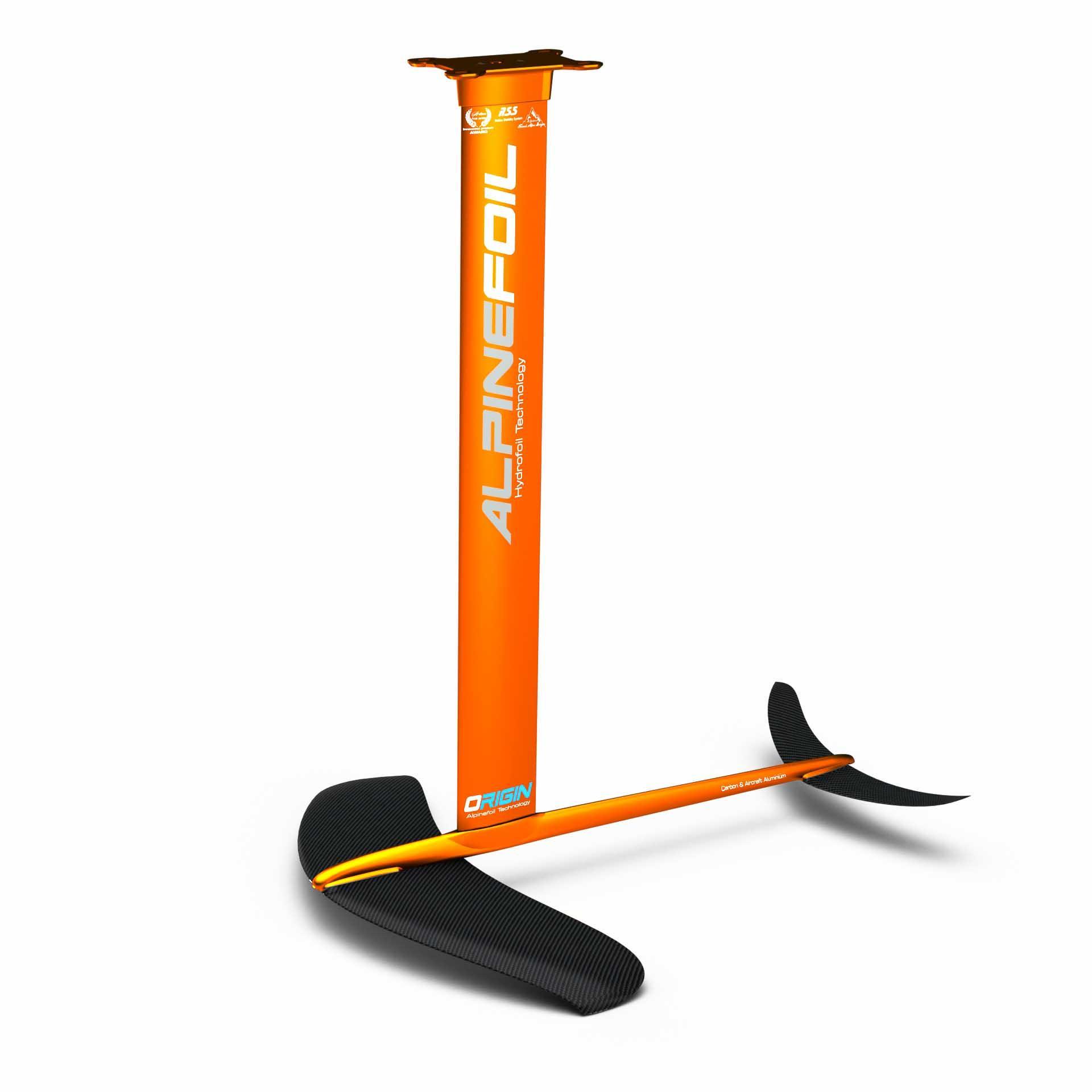 Kitefoil alpinefoil origin 18
