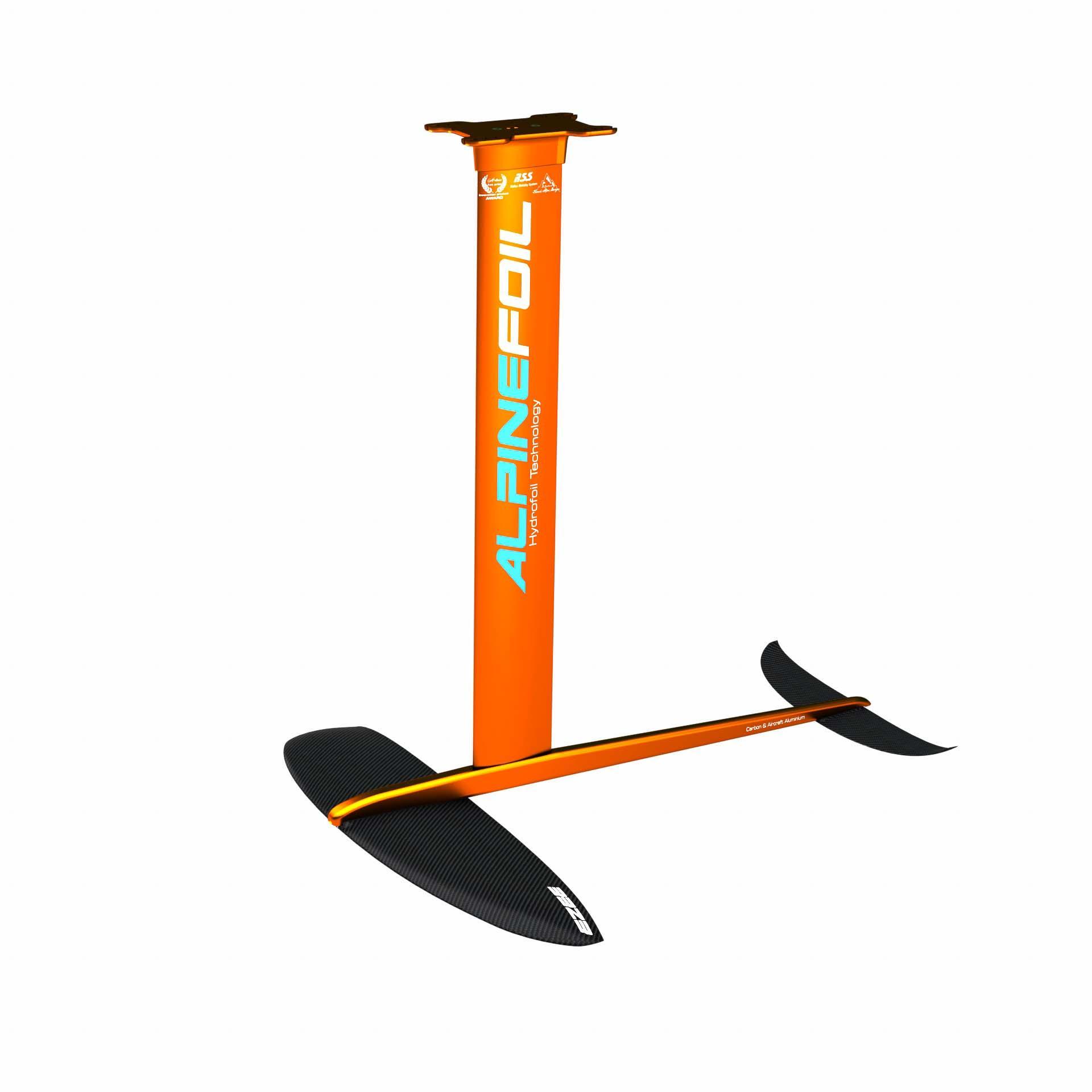 Kitefoil alpinefoil origin 27