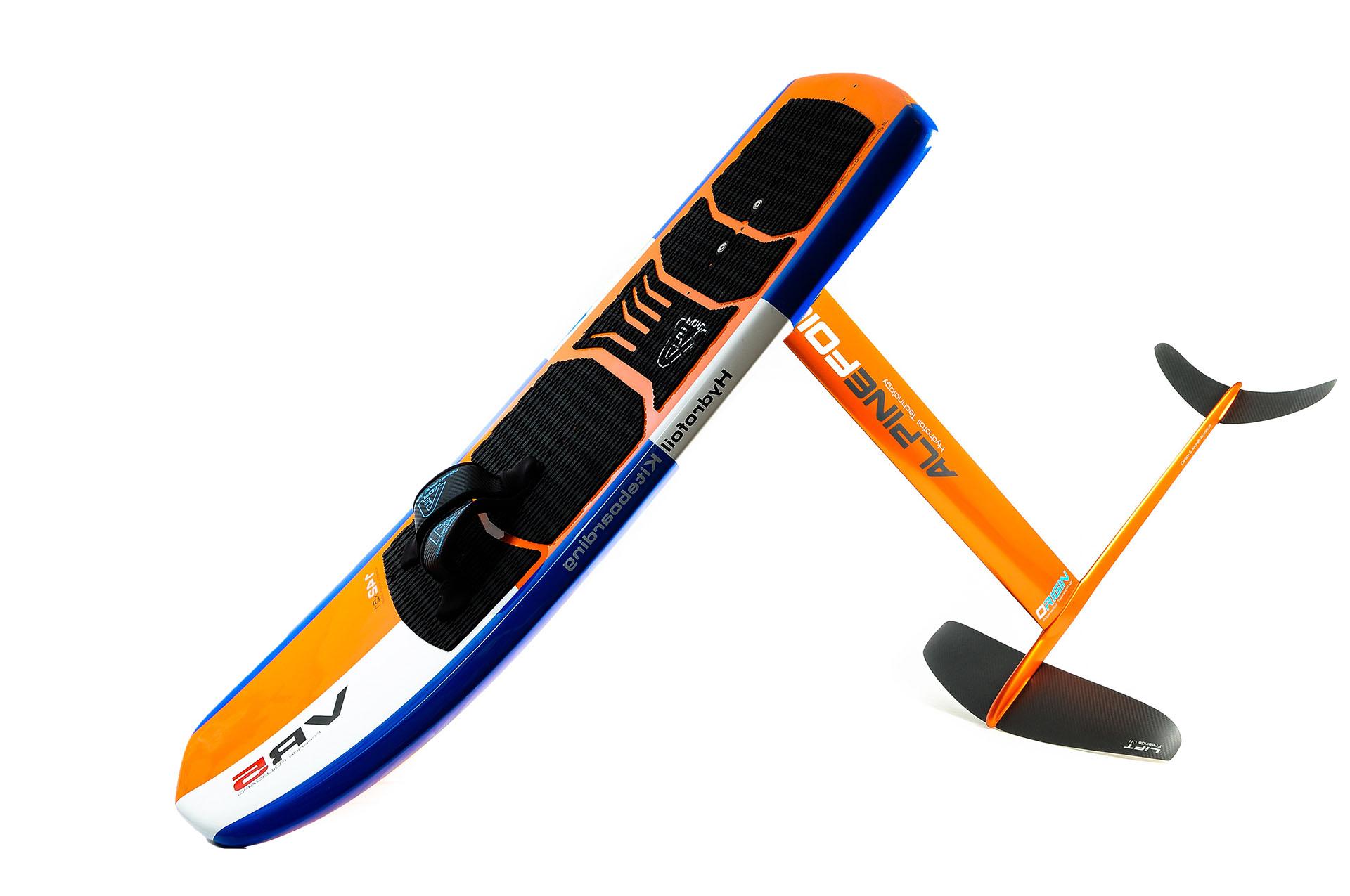 Kitefoil alpinefoil origin vr5