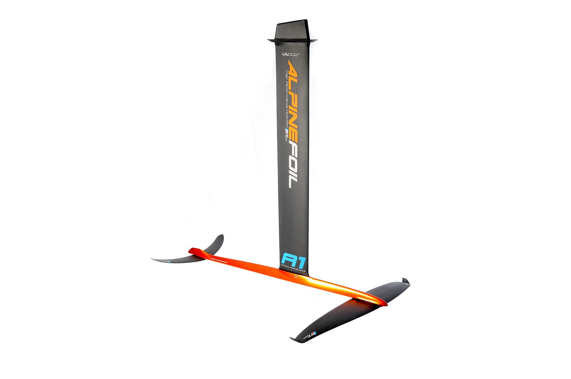 Kitefoil alpinefoil rave dch 0435