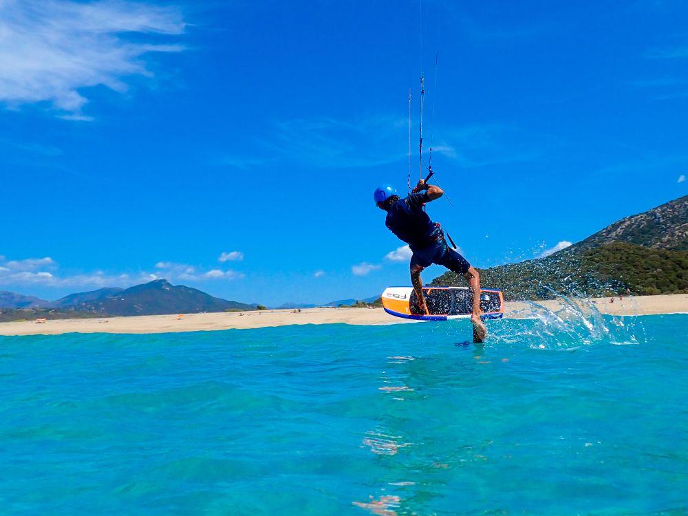 Kitefoil board alpinefoil 1
