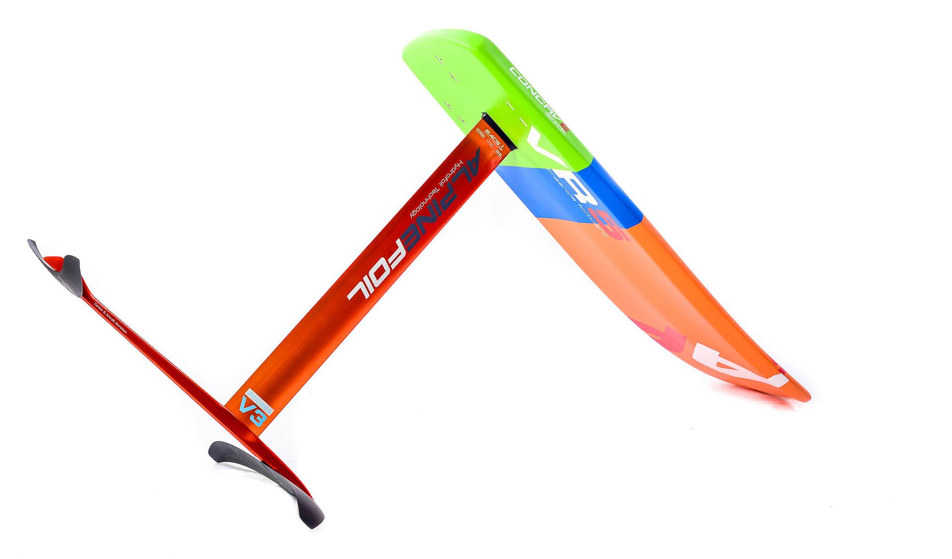 Kitefoil board alpinefoil 8858