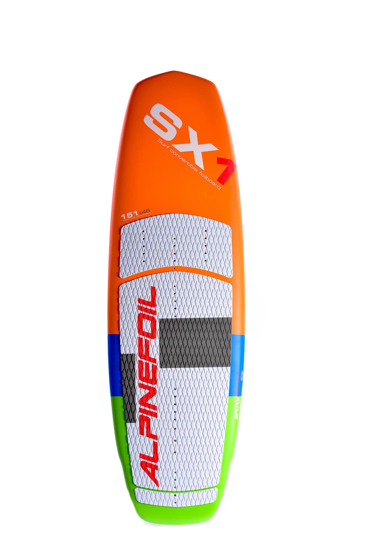 Kitefoil board alpinefoil 8911