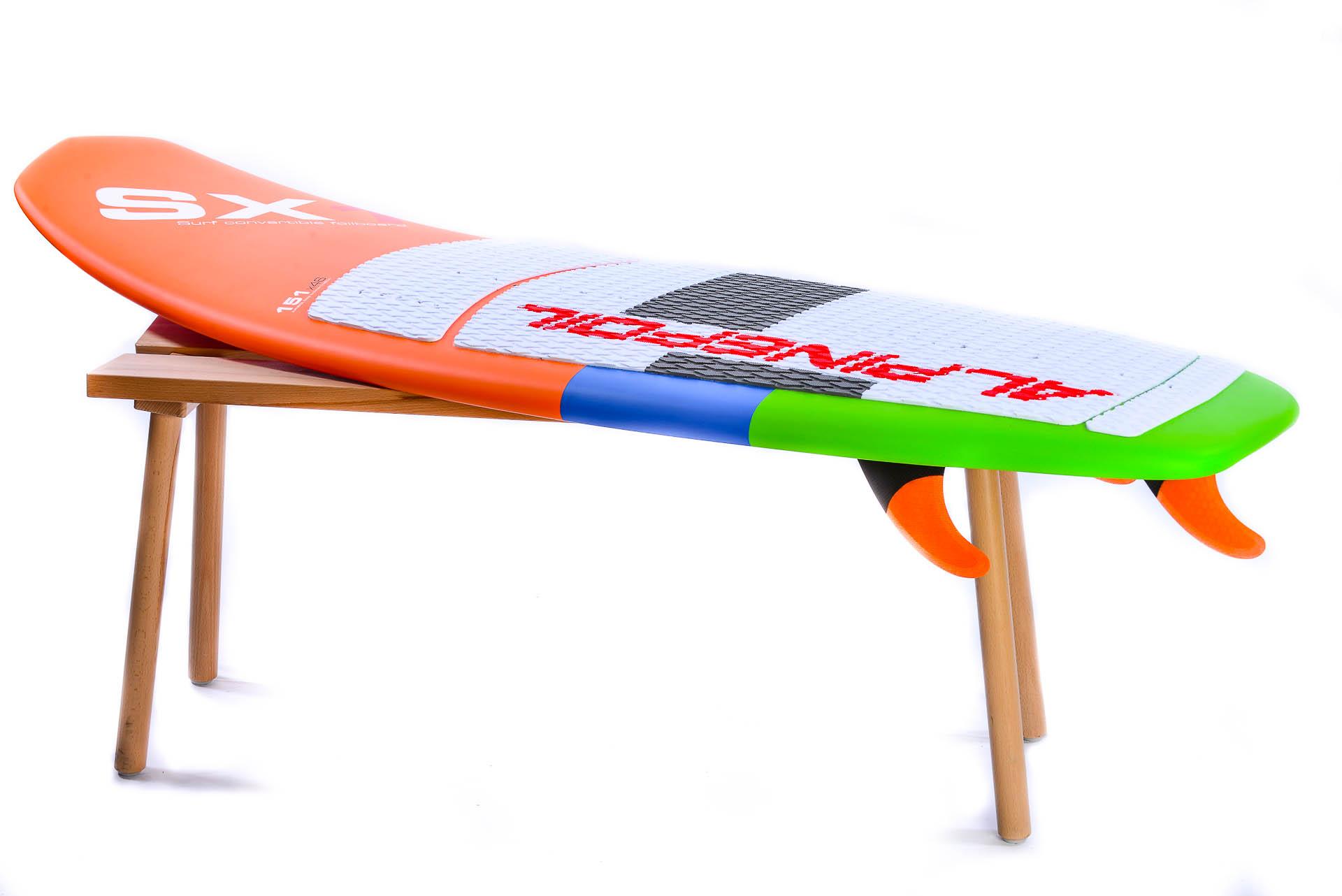 Kitefoil board alpinefoil 8924