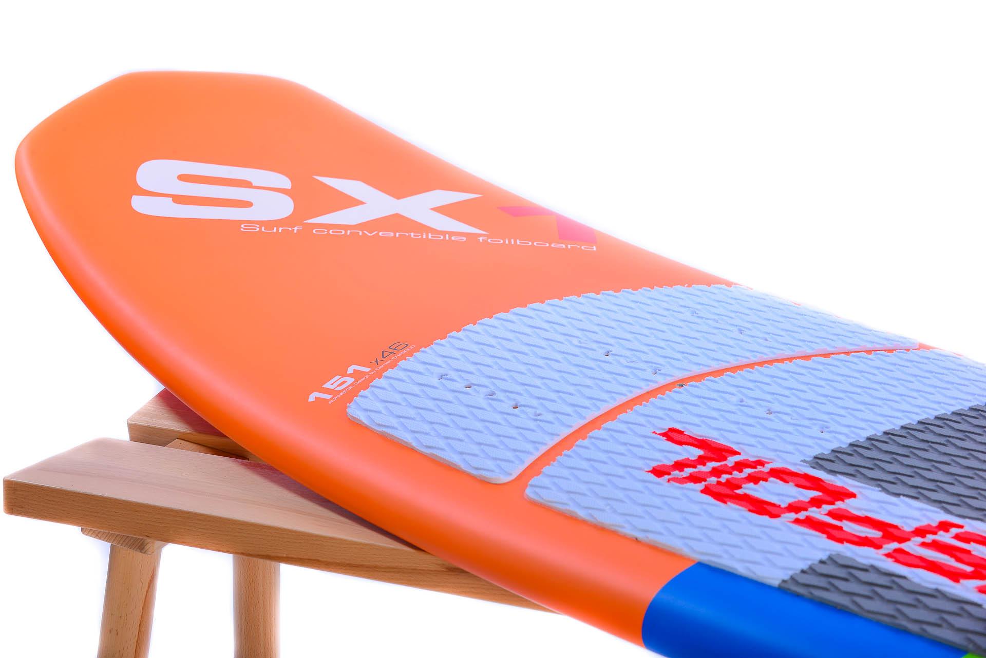 Kitefoil board alpinefoil 8926