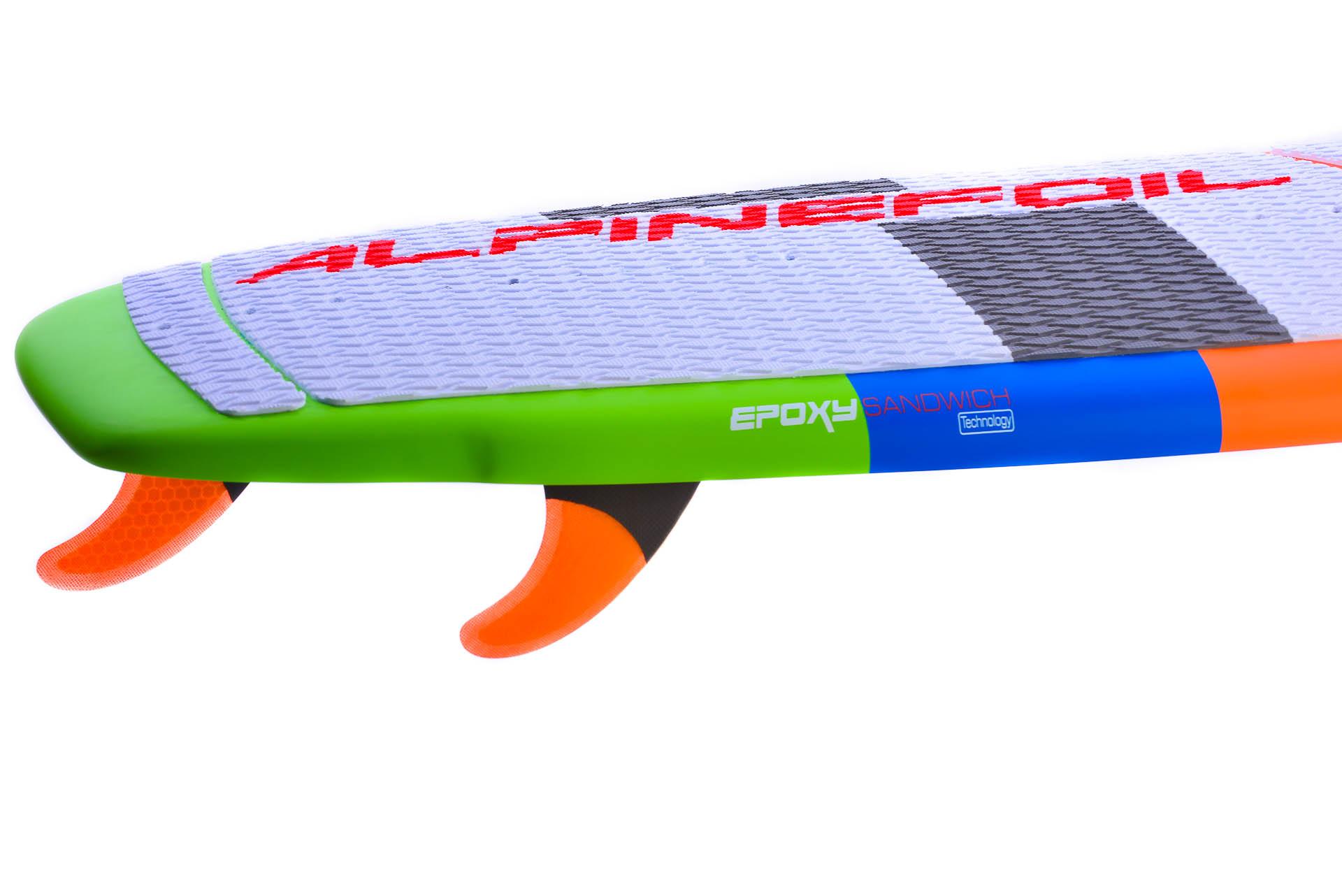 Kitefoil board alpinefoil 8929