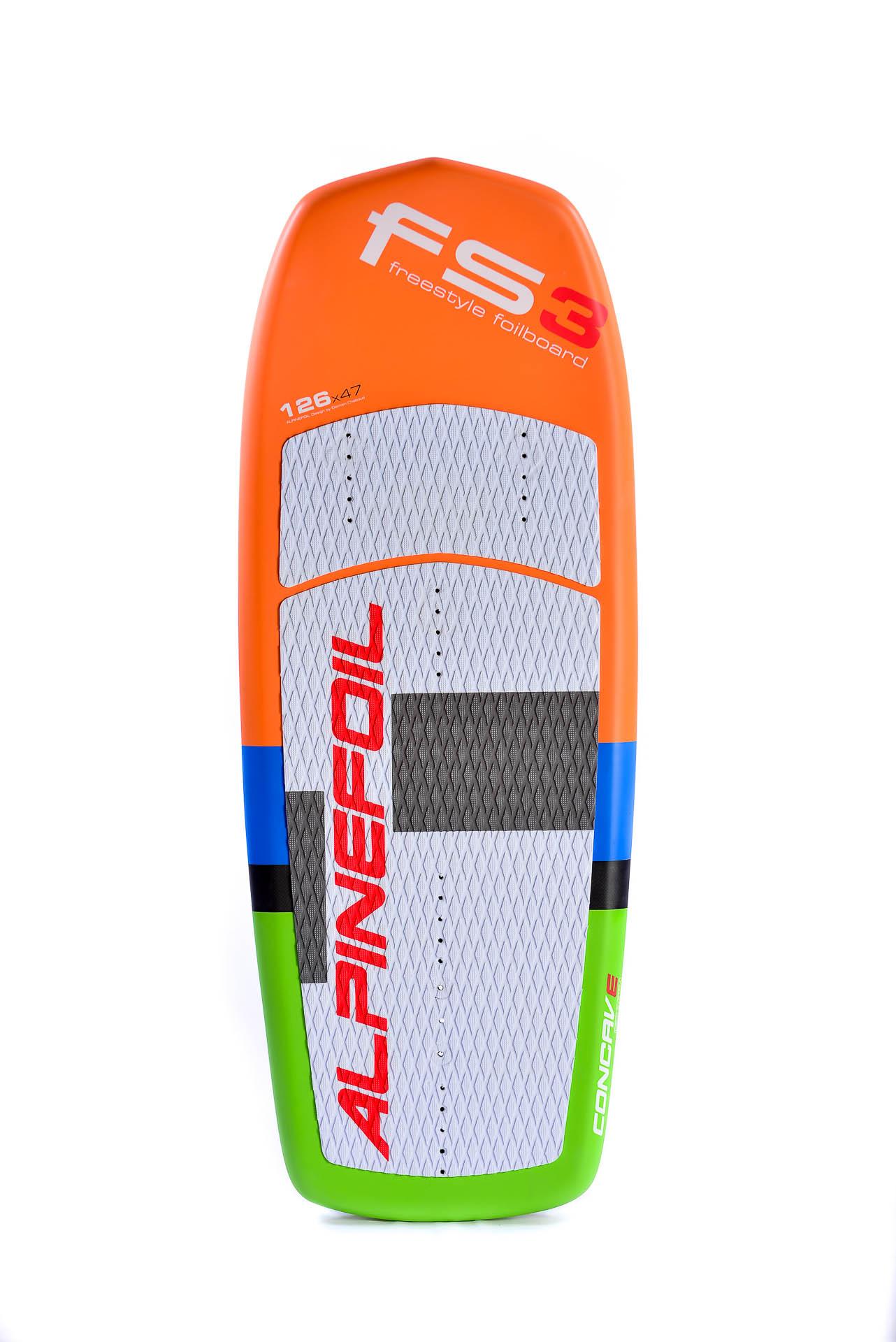 Kitefoil board alpinefoil 8961