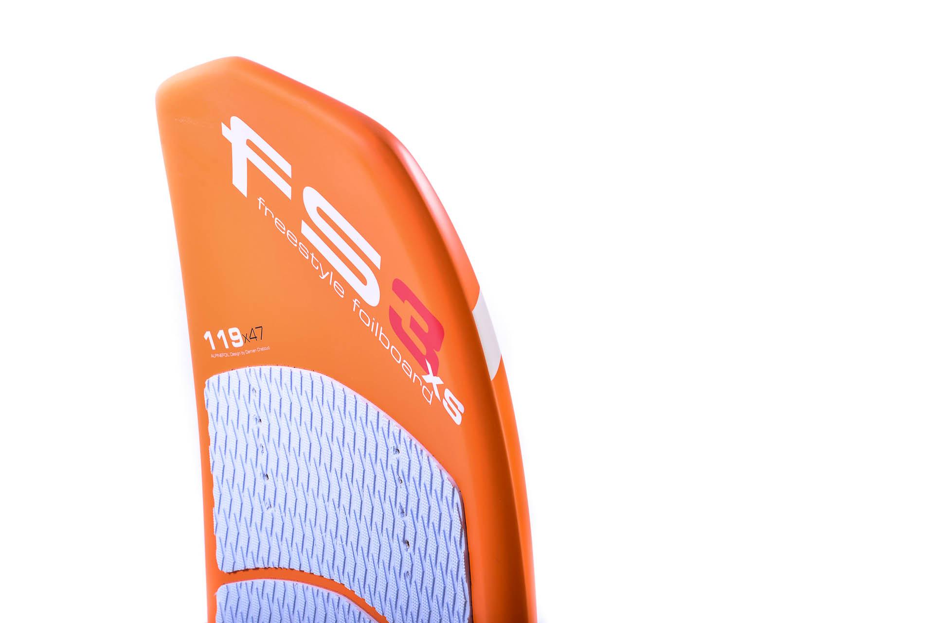 Kitefoil board alpinefoil 9052