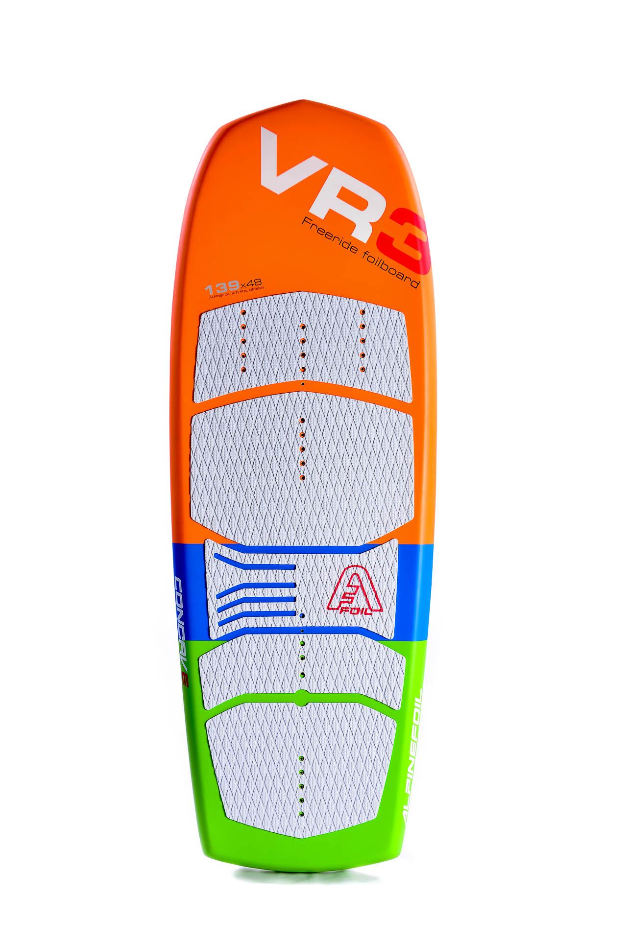 Kitefoil board alpinefoil 9204