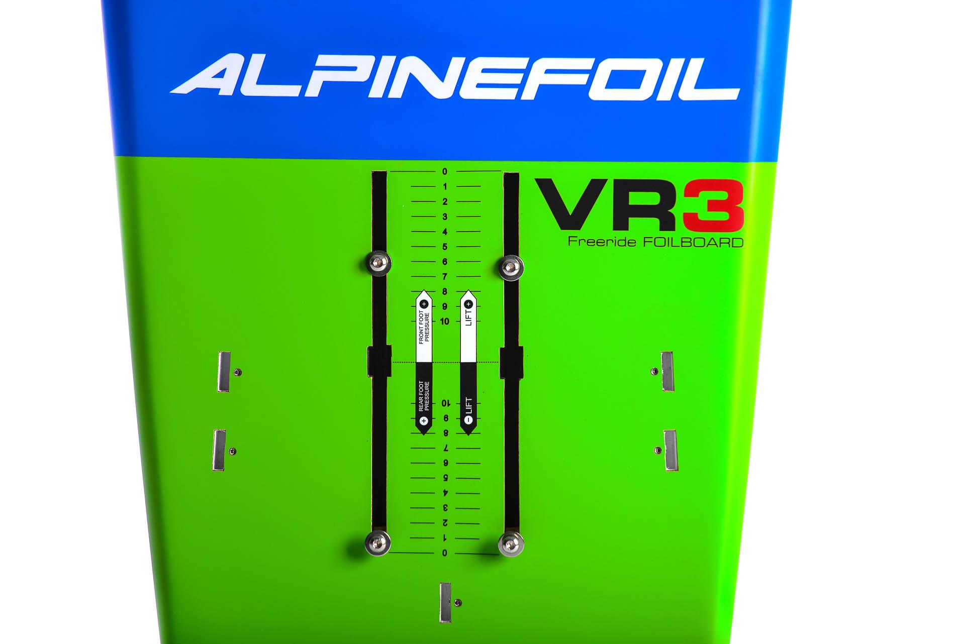 Kitefoil board alpinefoil 9215