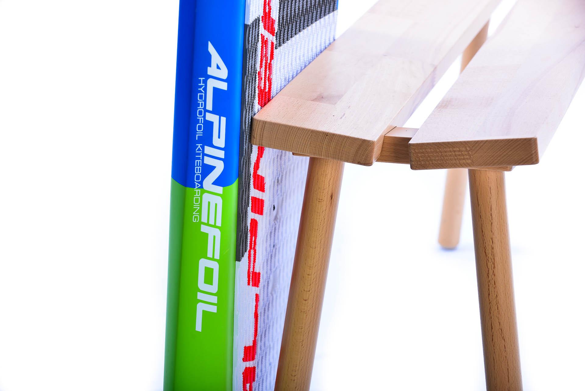 Kitefoil board alpinefoil 9396