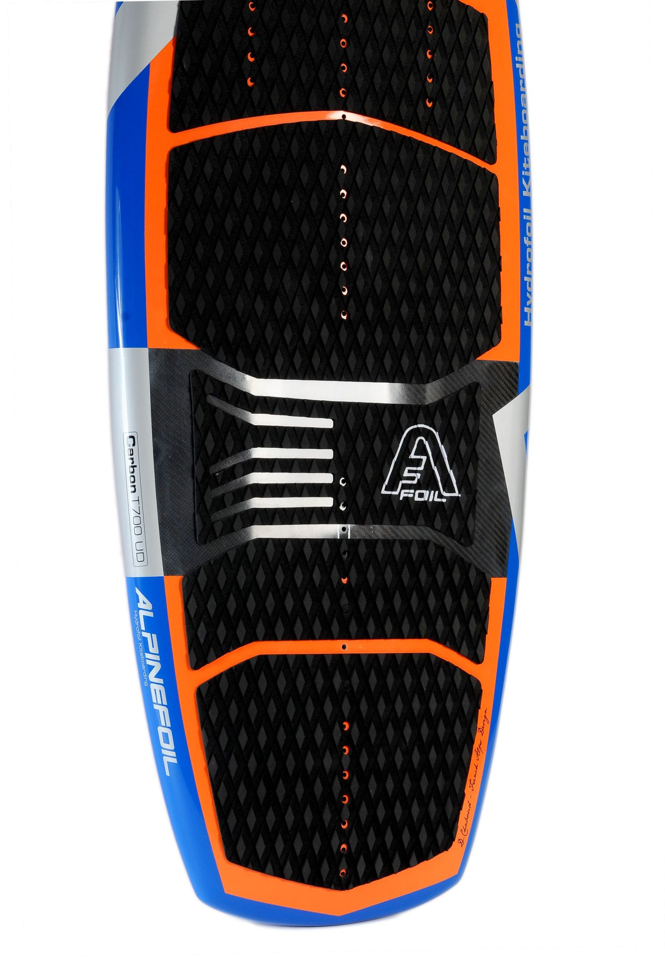 Kitefoil board alpinefoil cx v6 wave convertible 4226 1