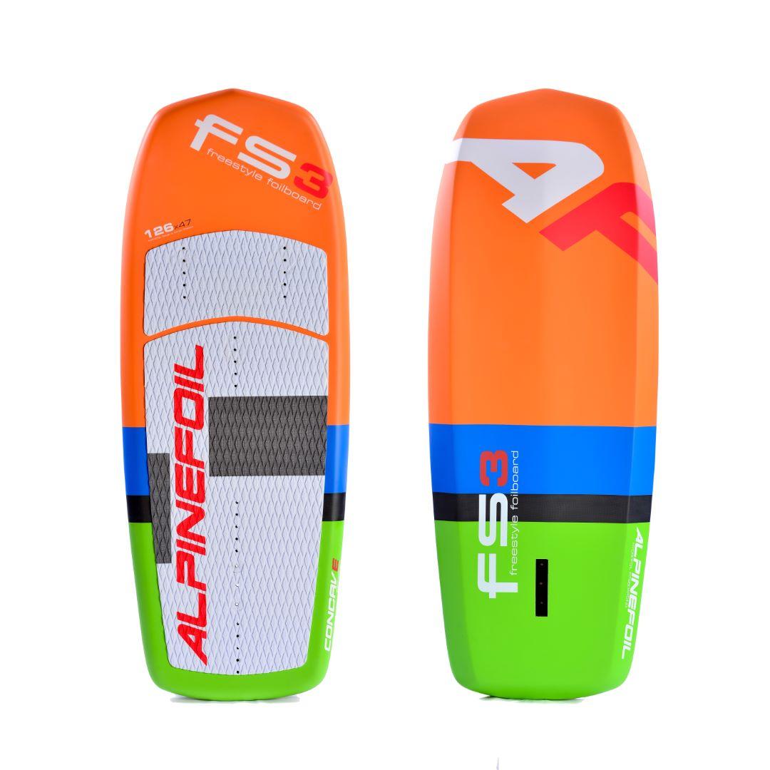 Kitefoil board alpinefoil fs3 1920 1