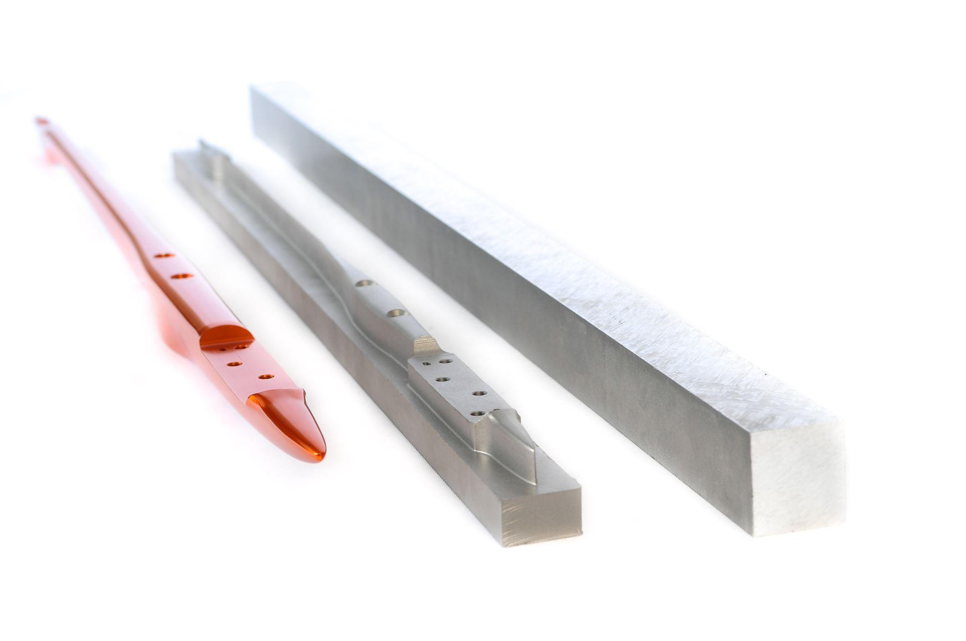 Kitefoil carbon aluminium alpinefoil 5 0 access v2 2252 2
