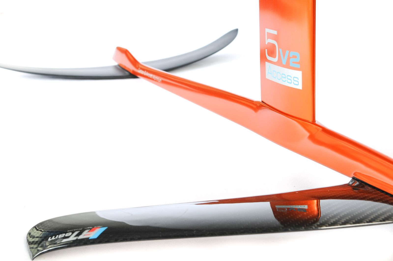 Kitefoil carbon aluminium alpinefoil 5 0 access v2 2522 1