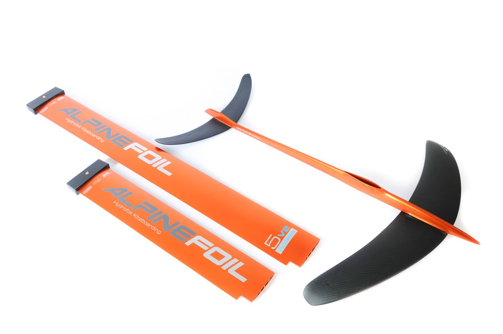Kitefoil carbon aluminium alpinefoil 5 0 access v2 2784 1