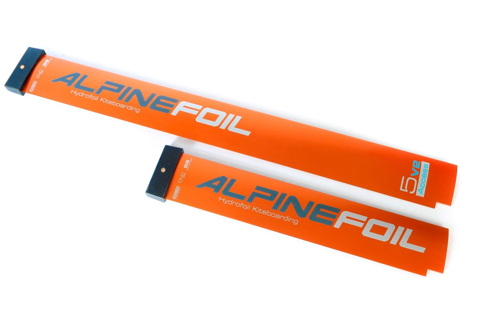 Kitefoil carbon aluminium alpinefoil 5 0 access v2 2788 1