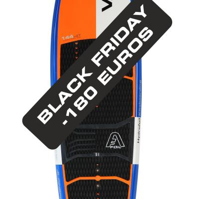 Kitefoil convertible freeride race foilboard alpinefoil vr6 1 blackfriday