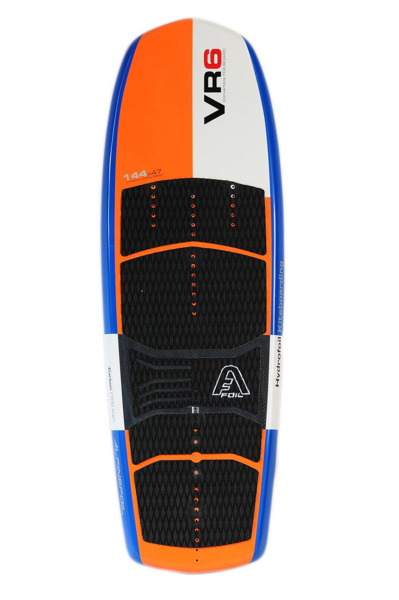 Kitefoil foilboard alpinefoil vr6 5 2
