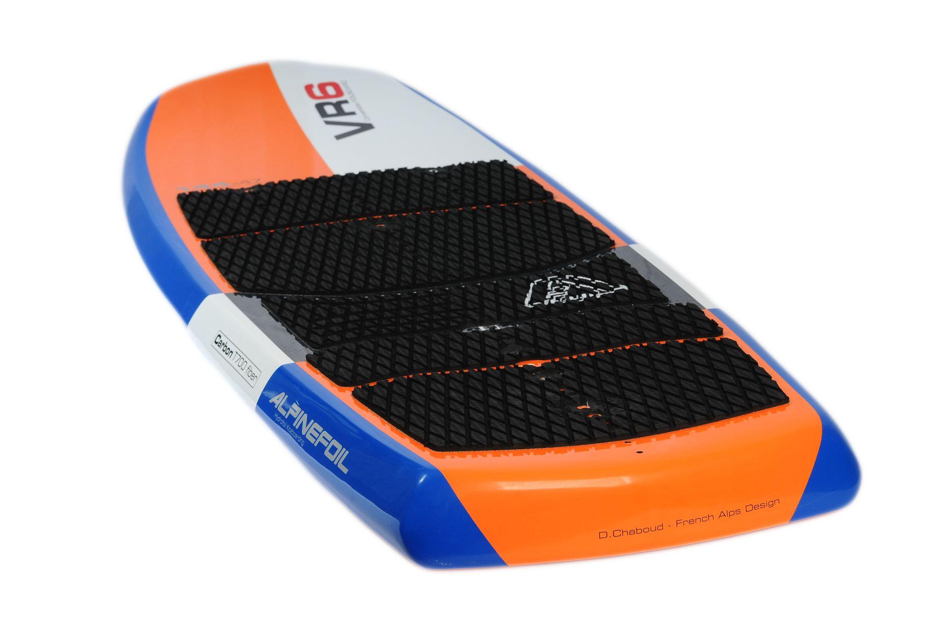 Kitefoil foilboard alpinefoil vr6 7 2