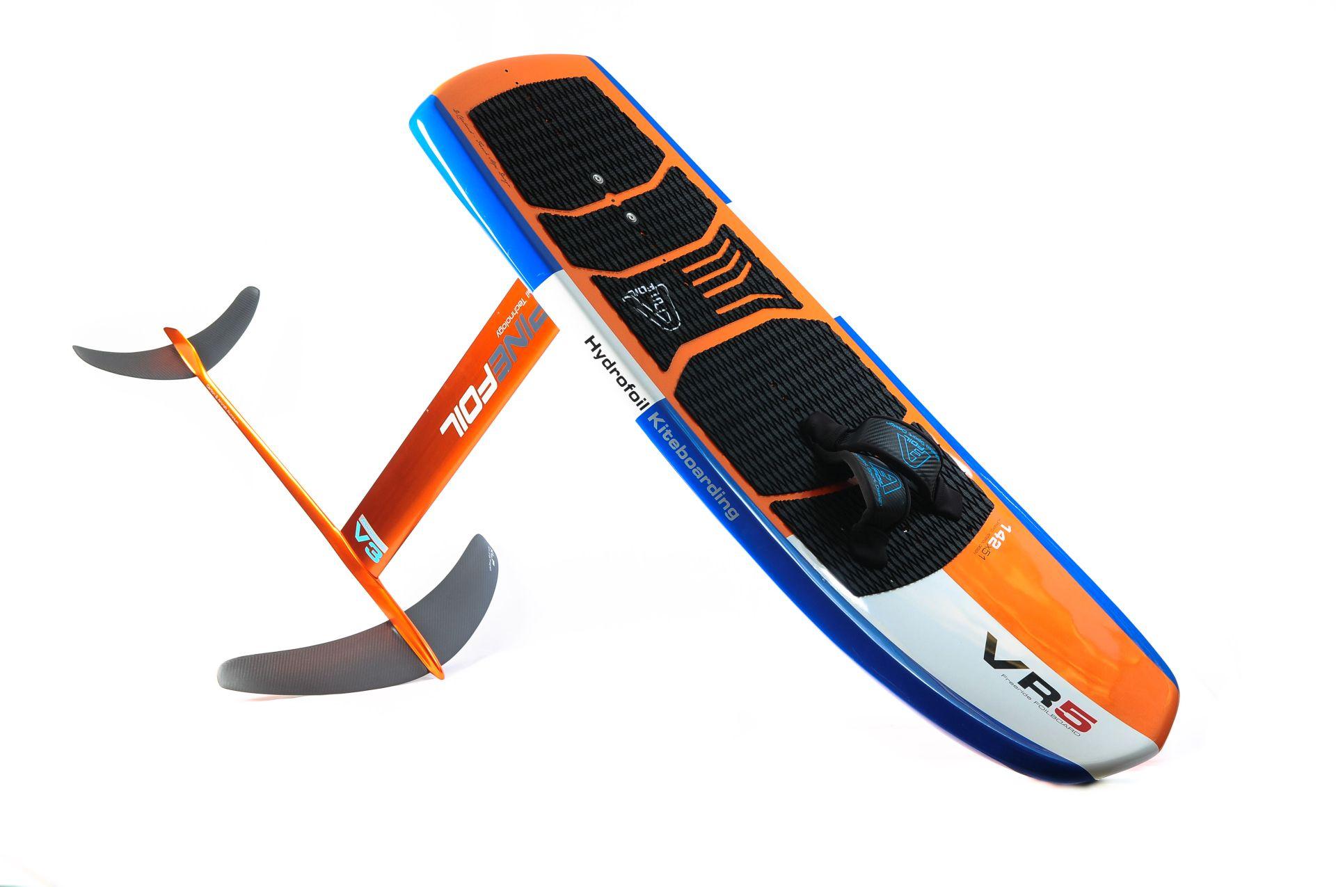 Kitefoil windfoil alpinefoil 7750