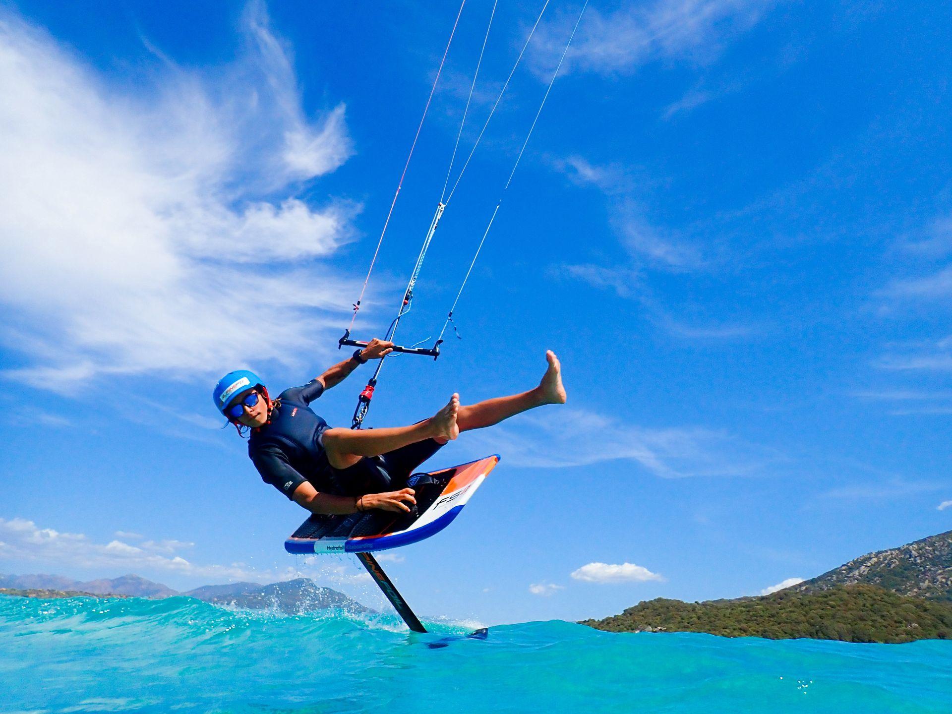 Kitefoil windfoil alpinefoil 8130739