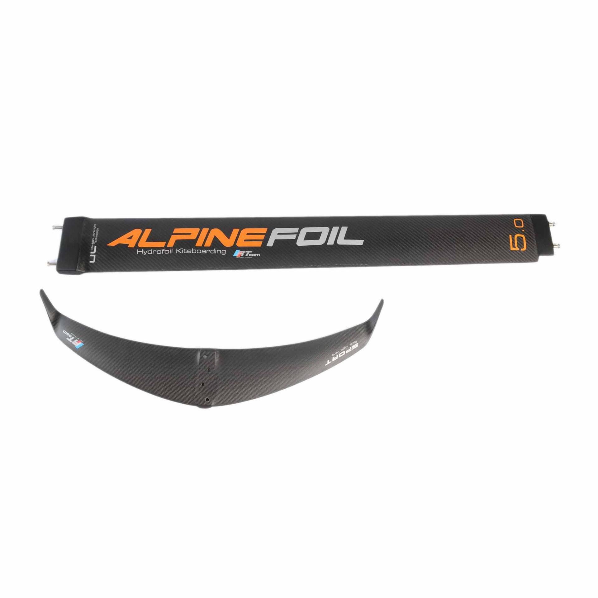 Kitefoil windfoil alpinefoil carbon access evo2 sport 1921