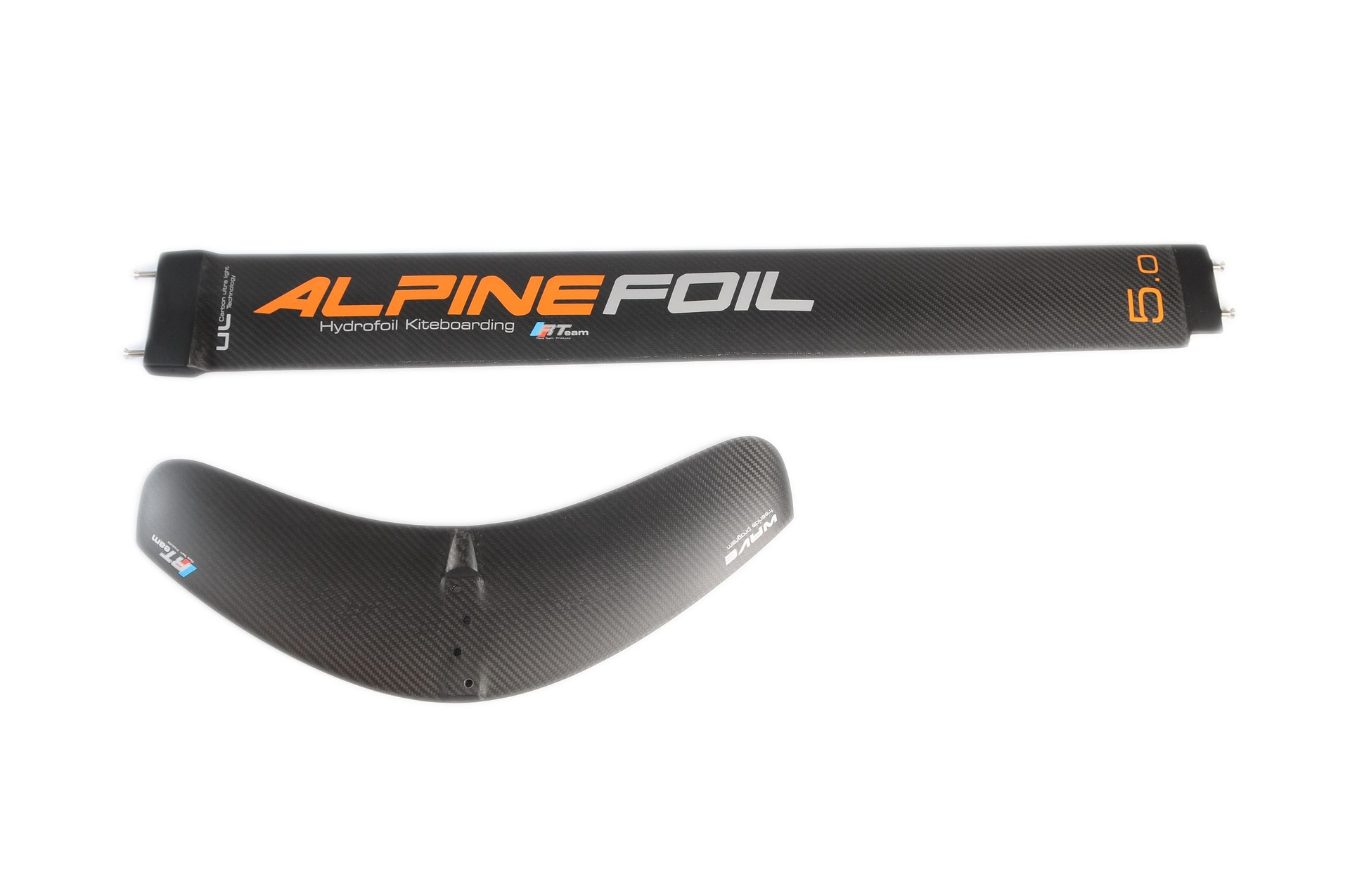 Kitefoil windfoil alpinefoil carbon access evo2 wave 1920