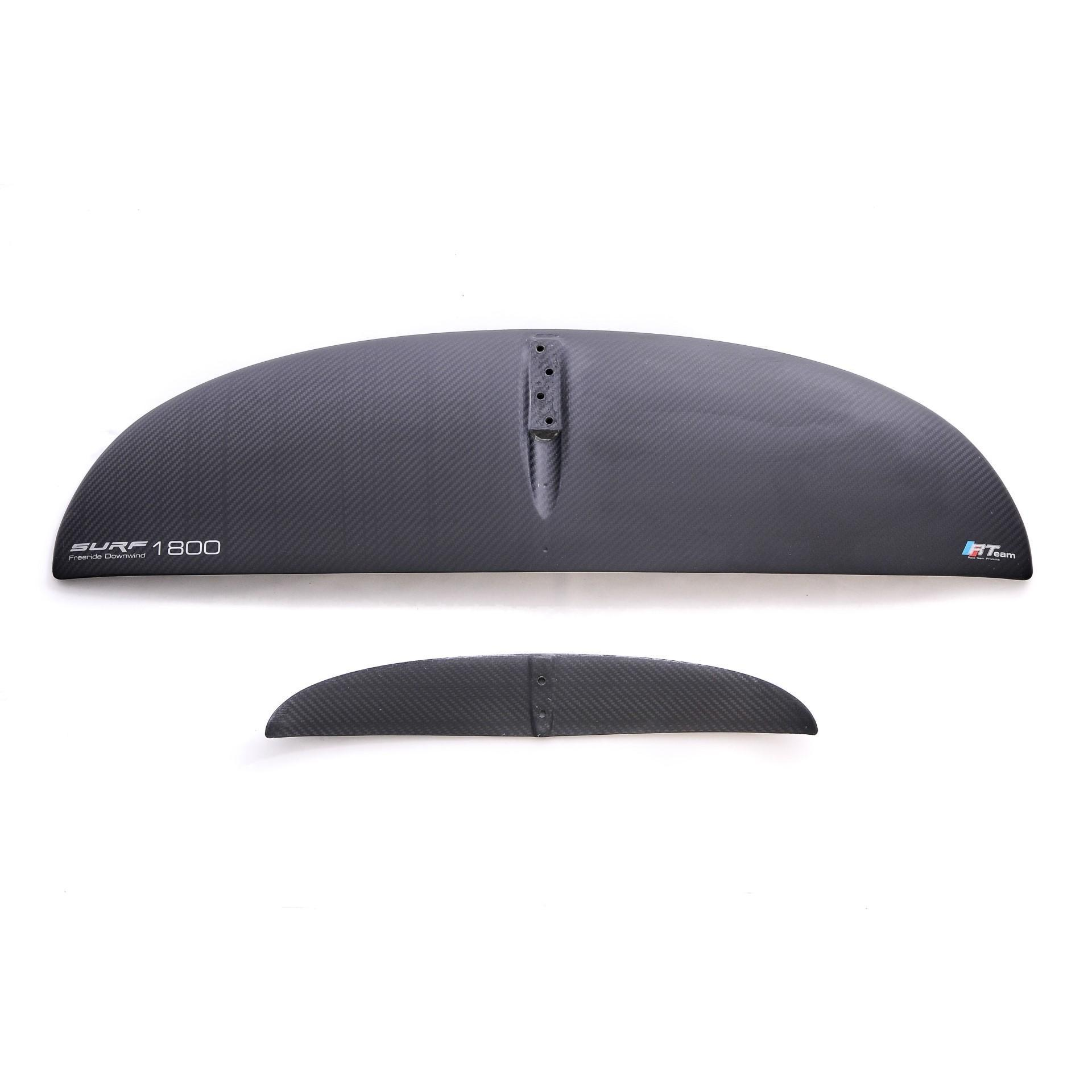 Pack wing stab wingfoil