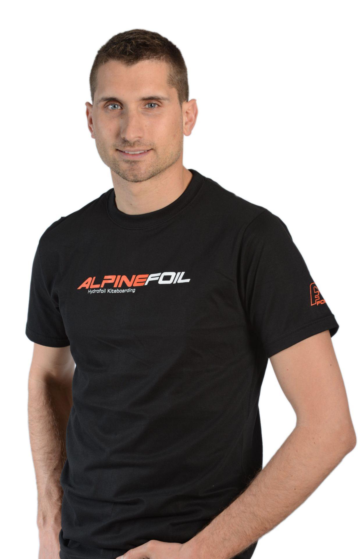 Teeshirt alpinefoil 1