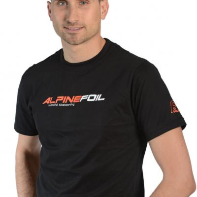 T-SHIRT AlpineFoil