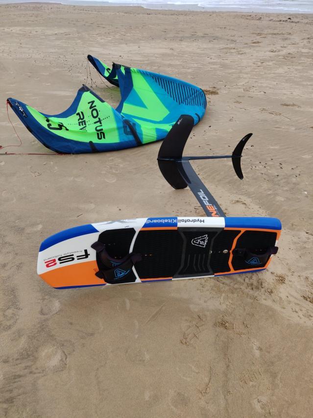 Test raf landin tave wave 1200
